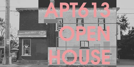 Apt613 Open House tickets