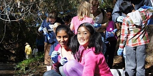 Volunteer Outdoors in Cupertino: World Water Monitoring Challenge
