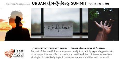 Urban Mindfulness Summit tickets