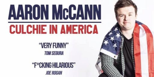 Comedy Night w/ Aaron McCann