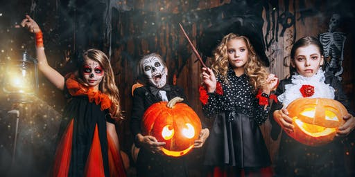 Halloween Trick-or-Treat Kids Party