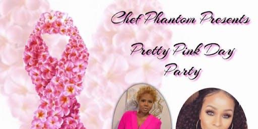 Chef Phantom Presents Pretty Pink Day Party