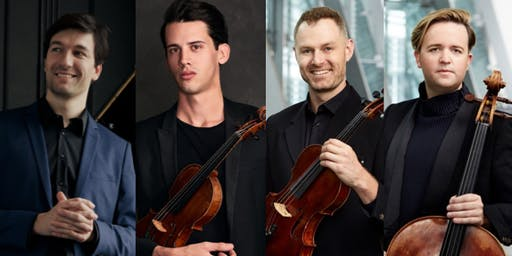 Australia Piano Quartet SERAFICO