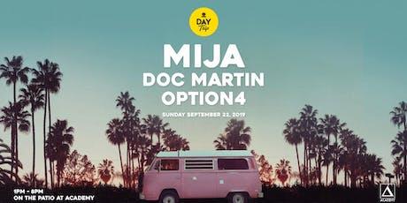 Day Trip ft. Mija tickets