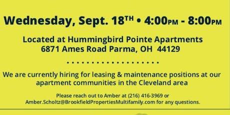 Job Fair/Open Interviews!!! tickets