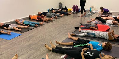 Free Kids Yoga Class for ages 6 - 12