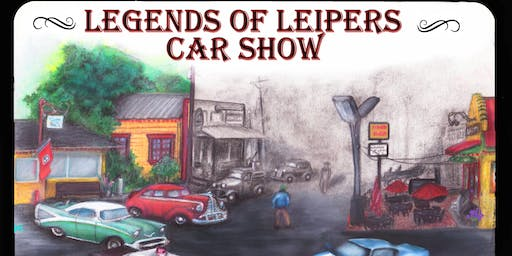 Legends Of Leipers Car, Truck and Bike Show Show