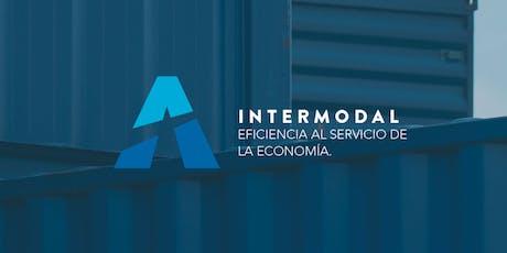 Ronda de Negocios Intermodales AMBA 2019 entradas