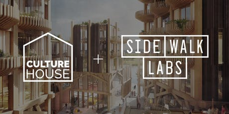 City of the Future: A Conversation with Sidewalk Labs tickets