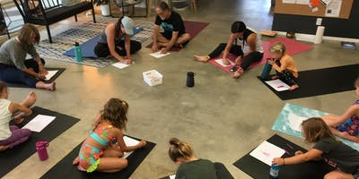 Free Kids Yoga Class ages 3 - 5