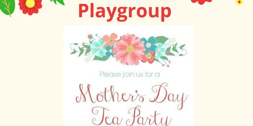 Mother's Day Tea-party