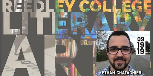Reedley College Literary Arts:  Ethan Chatagnier