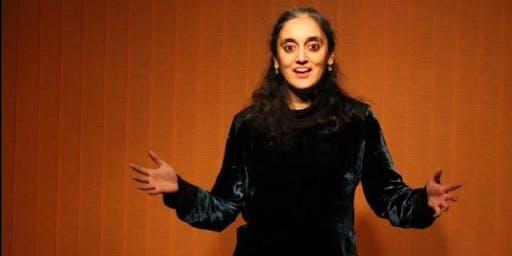 Edinburgh Multicultural Festival: Storytelling with Gauri Raje