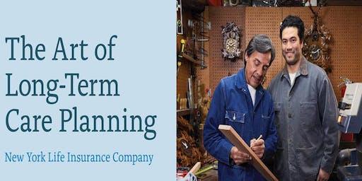 South Texas Long-Term Care Insurance Sales Presentation