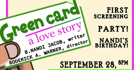 Launch Party for Green Card: A Love Story, the webseries tickets