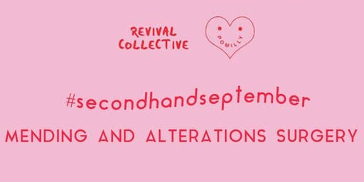 Secondhand September - Mending and Alterations Surgery
