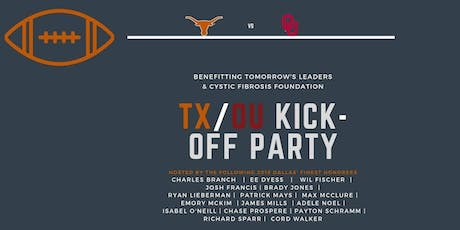 Texas / OU Kickoff Party - Benefitting Cystic Fibrosis Foundation tickets