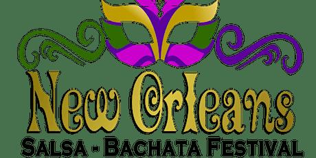 2020 New Orleans Salsa Bachata Festival tickets
