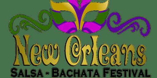 2020 New Orleans Salsa Bachata Festival