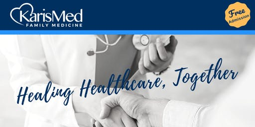 Healing Healthcare Together - Community Forum