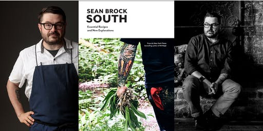 Author event with Sean Brock