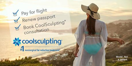 A day of CoolSculpting at the Heights Laser Centre tickets