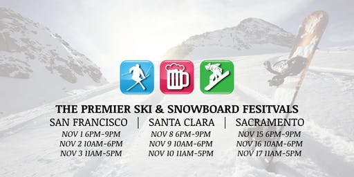 2019 San Francisco Ski & Snowboard Festival