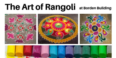The Art of Rangoli tickets