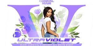 ULTRA VIOLET ALL WHITE MIAMI CARNIVAL