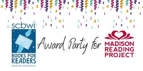 SCBWI Books for Readers Award Party for Madison Reading Project tickets
