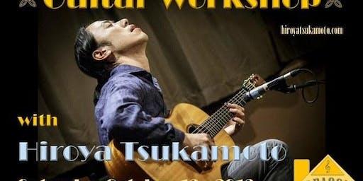 Fingerpicking Guitar Workshop w Hiroya Tsukamoto