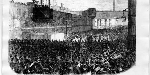 The Fenian Hangings of 23 Nov 1867