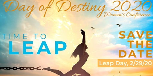 "Day of Destiny 2020: ""Time to Leap"""