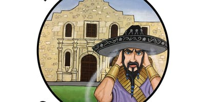 Old School Battle of the Alamo (test)