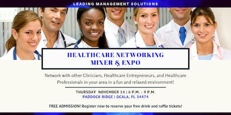 Healthcare Networking Mixer tickets