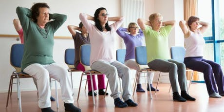 Chair Yoga Chicago tickets