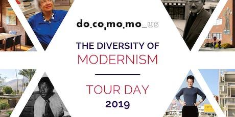 Docomomo Tour: Louis Kahn's Modernism & the Architecture of Memorialization tickets
