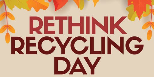 Rethink Recycling Day