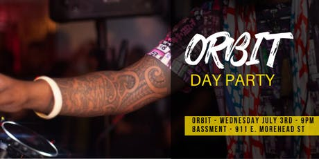 ORBIT [ Day Party ] tickets