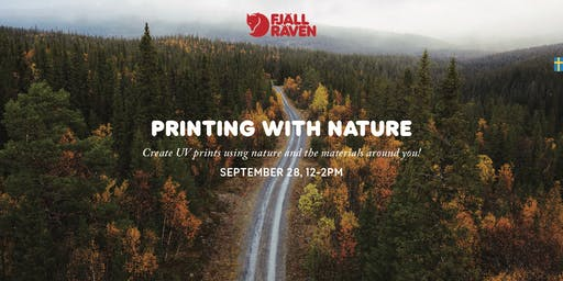Printing with Nature