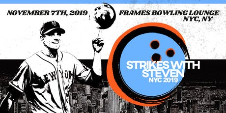 Strikes with Steven tickets