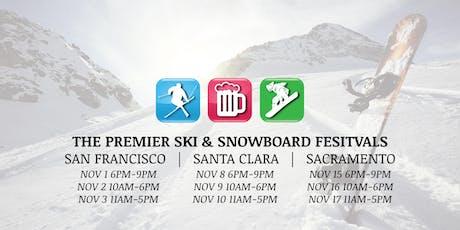 2019 Sacramento Ski & Snowboard Festival tickets