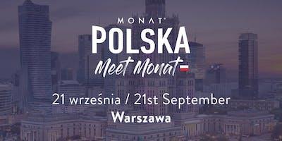 Meet MONAT Warsaw