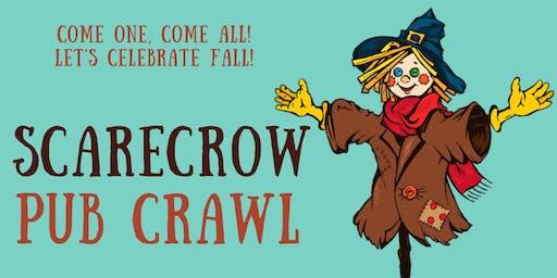 Scarecrow Pub Crawl