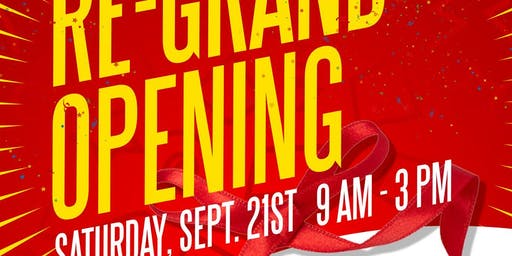 The Re-Grand Opening of Midwest Fitness!