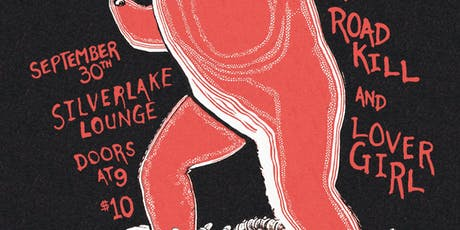 Hugh Effo, Roadkill and Lover Girl  @ SilverLake Lounge tickets