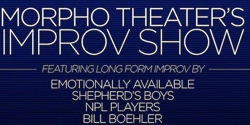 Morpho Theater Improv Show