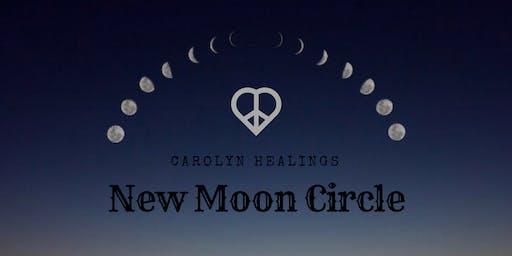 New Moon Circle: Scorpio