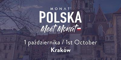 Meet MONAT Krakow