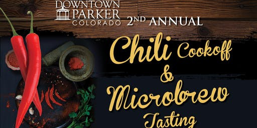 2019 Parker Chili Cookoff & Microbrew Tasting in Downtown